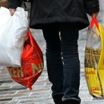 Are plastic bags on the way out in Germany?