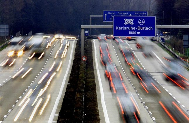Share your views: Should there be a speed limit on Germany's Autobahn?
