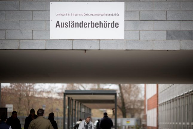 Overnight queues and complex rules: What Germany's immigration offices are really like