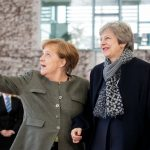 Merkel says she 'respects' Theresa May's decision to resign