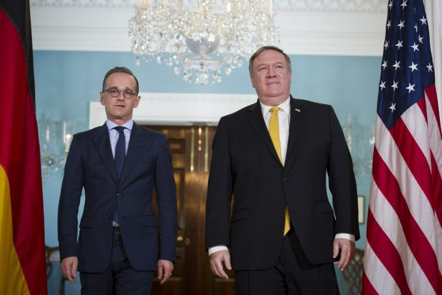 US Secretary of State Pompeo cancels Germany visit due to 'pressing issues'