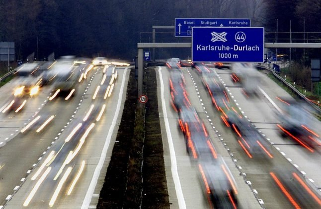 What can Germany do to improve its Autobahn network?