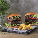 Famed veggie burger resembling real meat comes to Germany