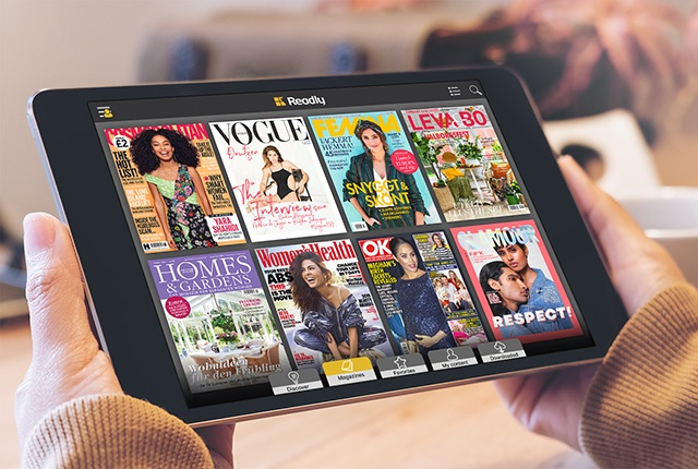 Get a month's worth of your favourite newspapers and magazines – for free