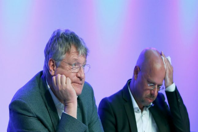 Germany's AfD drops election venue over threats