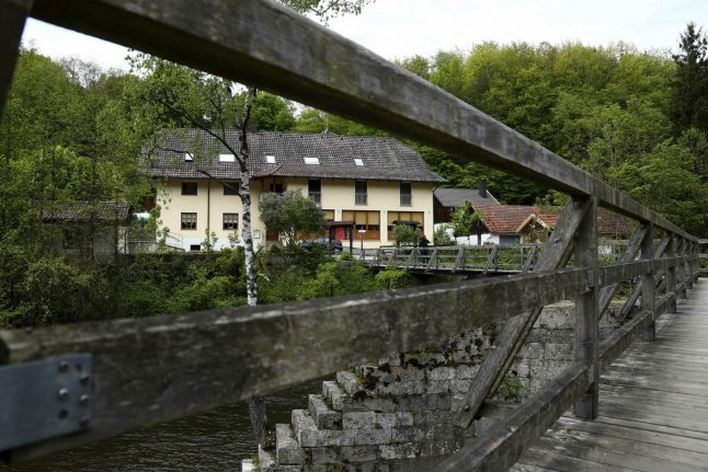 Man in German crossbow deaths reportedly led 'Medieval cult'