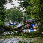 Injuries at wedding as more storms hit Germany