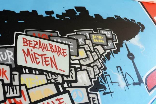 In graphs: How gentrification has changed Berlin