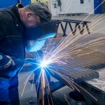 East German workers push for same reduced hours as west