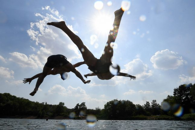 Germany records its hottest June temperature