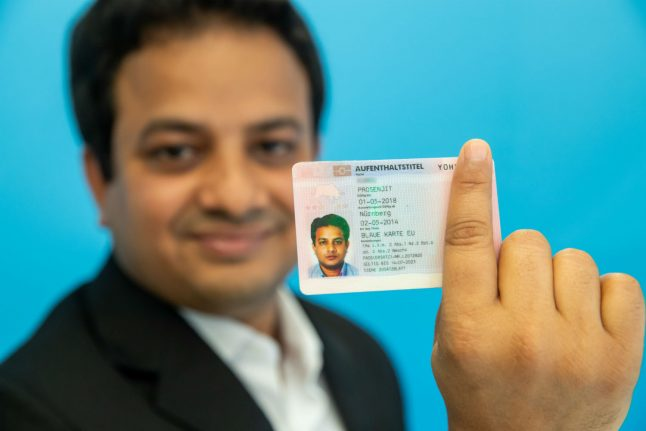 Number of 'Blue Card' holders on the rise in Germany