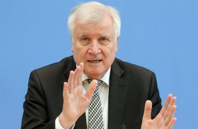 Germany's Interior Minister rules out 'unthinkable' bid to host 2036 Olympics