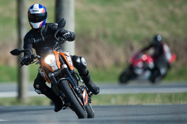 Germany plans to allow drivers to ride motorbikes without need to take test