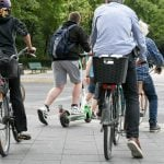 Should electric scooter riders in Germany be forced to wear helmets?