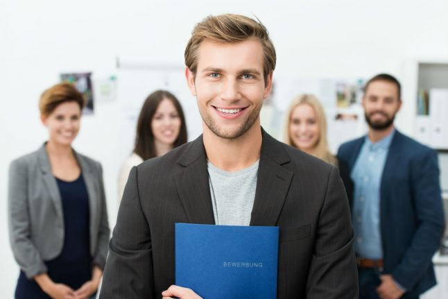 How to be seen as the best candidate for that job in Germany