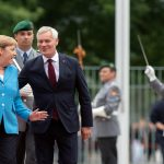 Merkel suffers third shaking spell as questions persist about Chancellor's health
