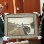 Germany hands back Nazi-looted artwork to French heirs