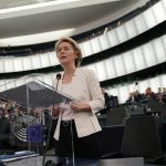Germany's von der Leyen steps down as defence minister to run for EU's top job