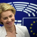 Germany's von der Leyen elected as first woman to lead European Commission