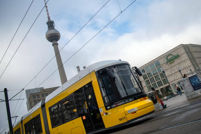Berlin considers annual public transport ticket for 1€ per day