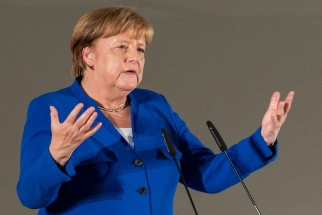 Should Germany be worried about Merkel's health after trembling spells?