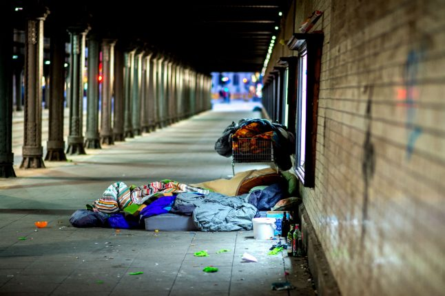 200,000 'affordable homes' needed per year to fight homelessness in Germany