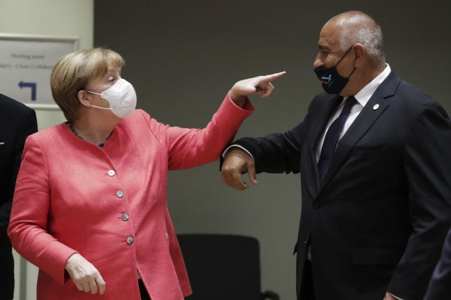 Merkel: 10 photos that tell the story of Germany's 'eternal' chancellor