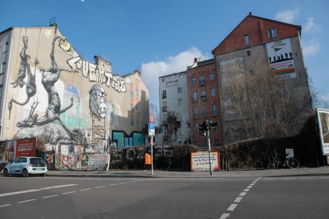 Artists battle expulsion as rents spike in Berlin