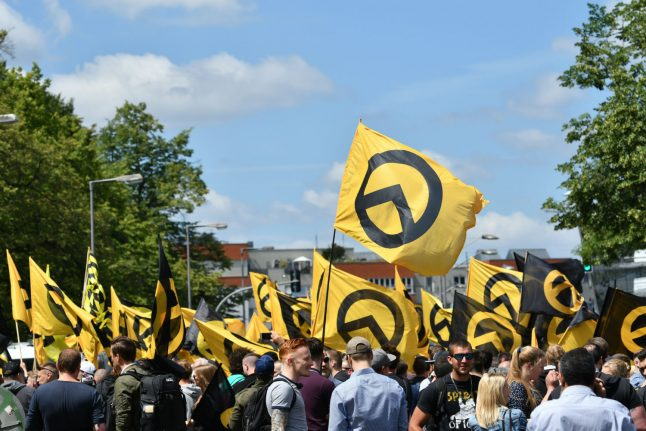 ANALYSIS: Should Germany be worried about the far-right 'Identitarian Movement'?