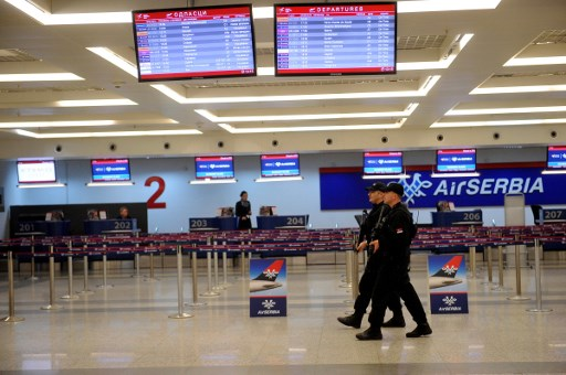 Frankfurt-bound plane grounded by fake bomb threat from man seeking date with air hostess