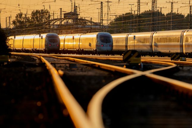 Explained: How Germany is renovating its 'ailing' rail network