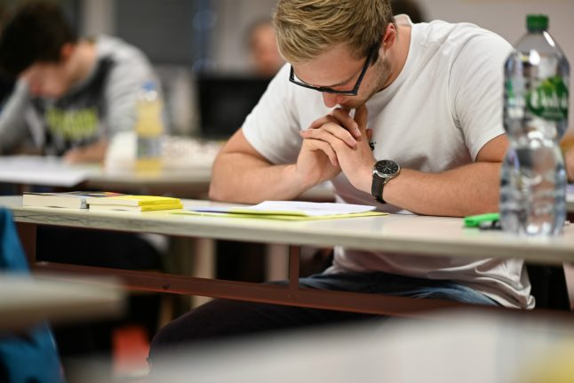 Abitur: Should every German state have the same high school leaving exam?