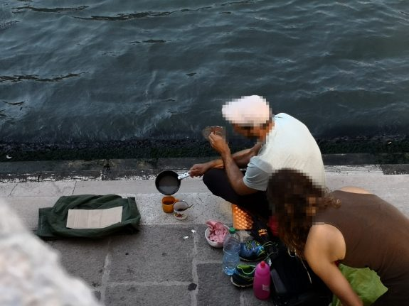 German tourists in Venice hit with €950 fine for making coffee by Rialto bridge