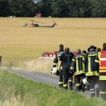 Second fatal crash of German army helicopter in a week