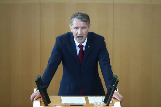 'Tearing itself apart': New rift in far-right AfD ahead of east German polls