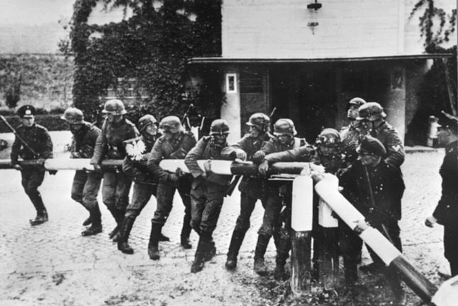 What were the key dates of World War II?