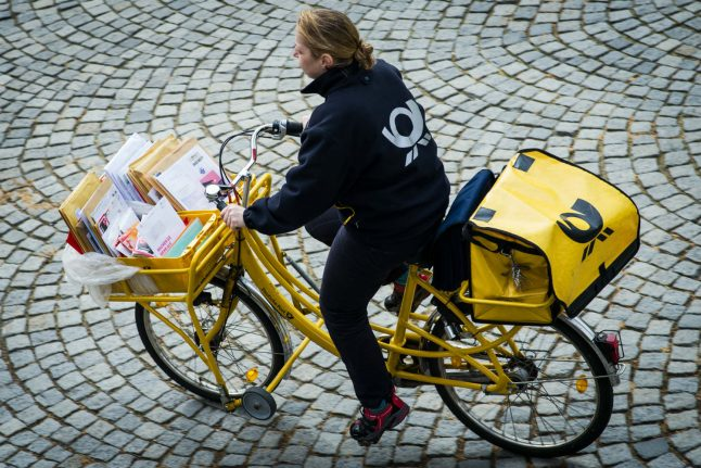 Why you might not receive post in Germany six days a week in future