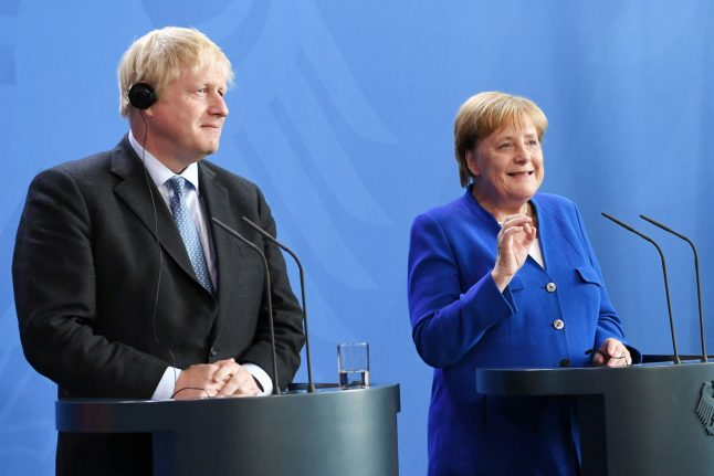 Did Merkel really give hope of a Brexit agreement with UK in '30 days'?