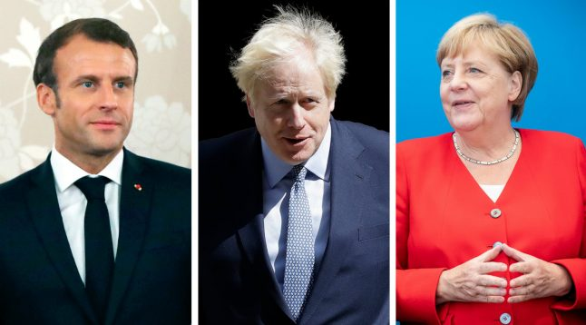 Can Boris Johnson win over Germany during Brexit talks?