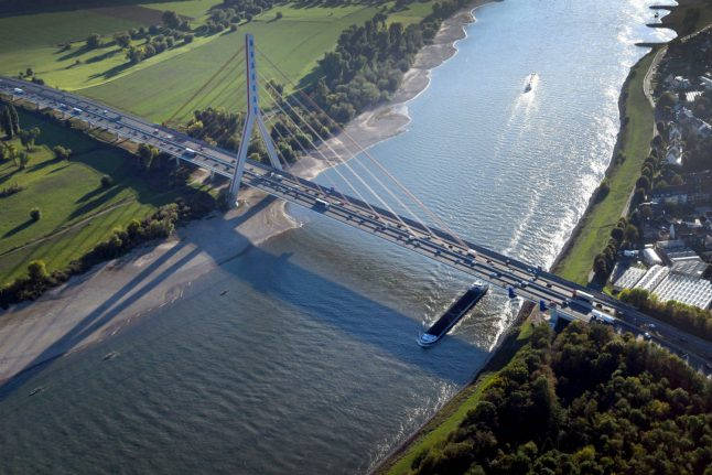Nearly 600 traffic bridges in North Rhine-Westphalia 'have to be repaired'
