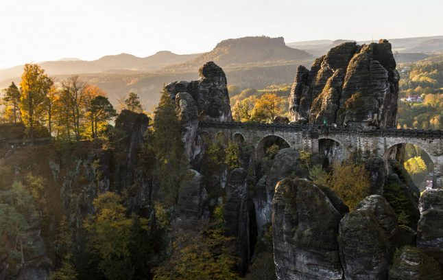 Germany enjoys tourism boom as country welcomes more visitors than ever