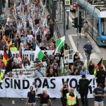 Dashed hopes boost far-right in eastern Germany 30 years after fall of Berlin Wall