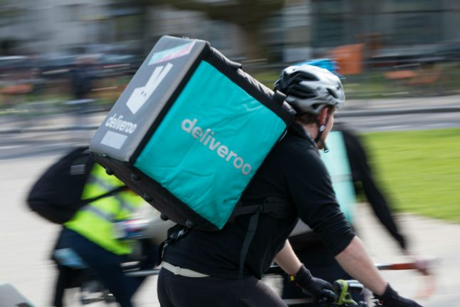 Deliveroo pulls out of Germany