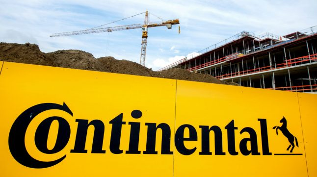 Continental to cut thousands of jobs in Germany through massive restructuring