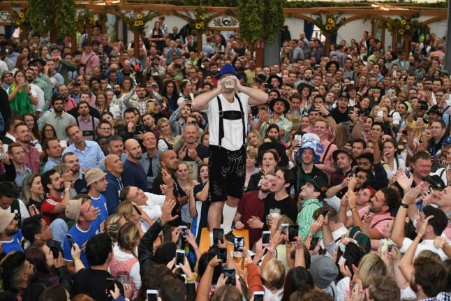 The 8 dos and don'ts you need to keep in mind at Oktoberfest
