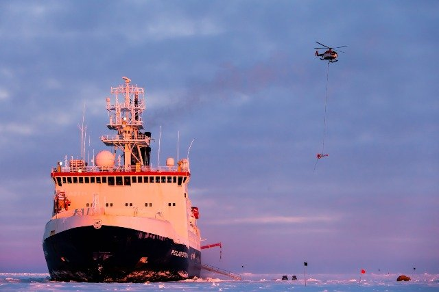 German icebreaker to lead 'largest polar expedition in history'
