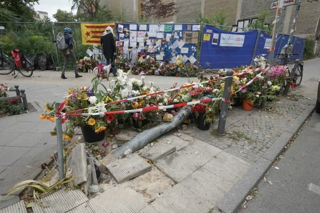 SUV driver behind deadly Berlin crash likely suffered 'accute health problem'