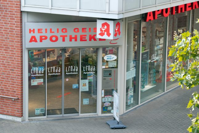 Update: Mother and baby die after taking medicine from Cologne pharmacy