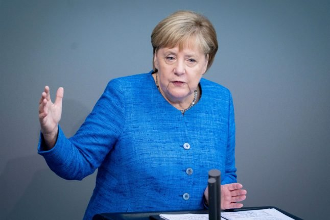 Merkel still sees 'every chance' for deal by Brexit deadline