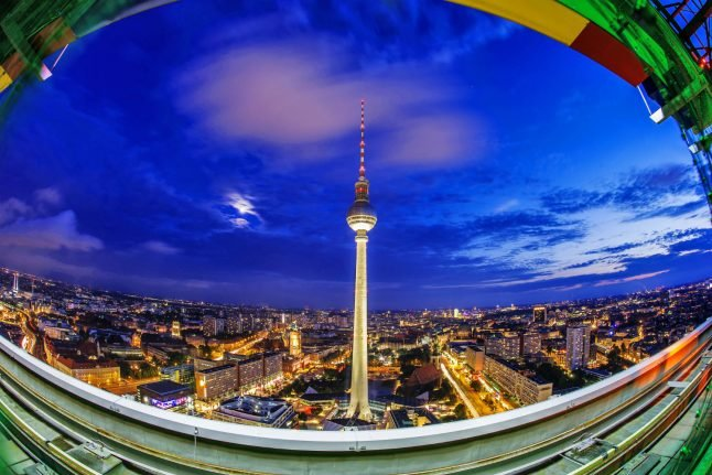 All you need to know about Berlin's iconic TV Tower on its 50th birthday